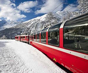 Ride the Glacier Express