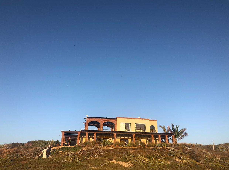 Modern Elder Academy Beach view of MEA.